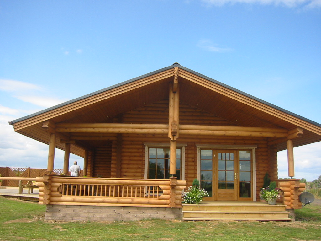 Double wide log cabin mobile homes joy studio design for Log cabins homes