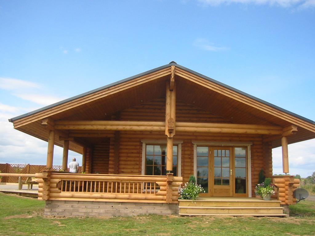 Maison en bois carr excellent le bois plage maison - Zen forest house seulement pour cette maison en bois ...